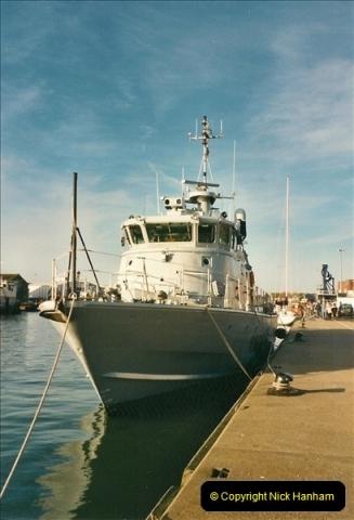 2001-01-28 Poole Quay, Dorset.  (8)527