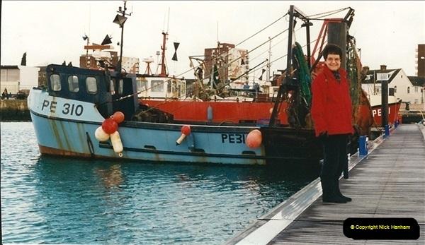 2001-04-08. Poole Quay, Dorset. (3)531
