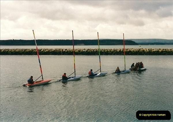 2001-04-08. Poole Quay, Dorset. (4)532