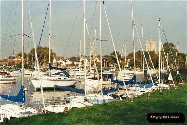 2001-10-13. Christchurch, Dorset.552