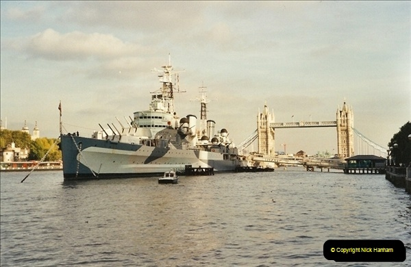 2002-06-17. HMS Belfast, London. (1)573