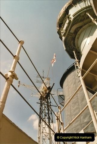 2002-06-17. HMS Belfast, London. (9)581