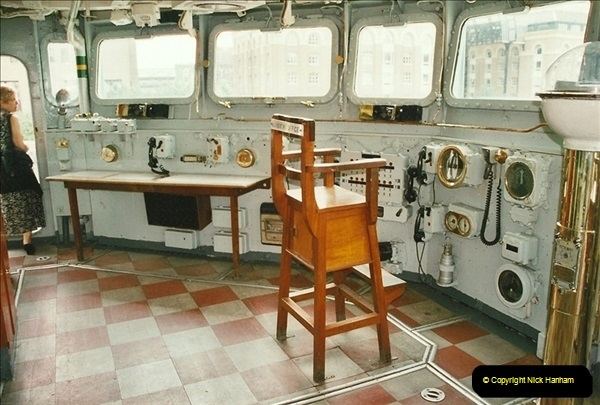 2002-06-17. HMS Belfast, London. (20)592
