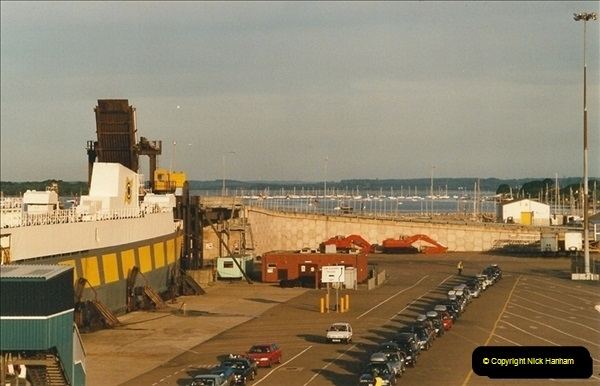 2002-07-22. Poole Quay, Dorset. (2)613
