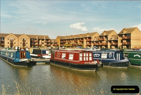 2002-09-28 to 10-04. Kennet & Avon Canal & River Trowbridge to Bristol. (1)617