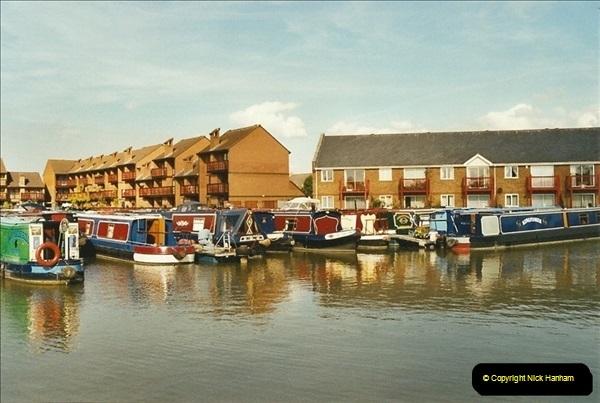 2002-09-28 to 10-04. Kennet & Avon Canal & River Trowbridge to Bristol. (2)618