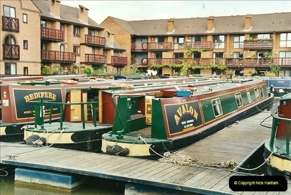 2002-09-28 to 10-04. Kennet & Avon Canal & River Trowbridge to Bristol. (3)619