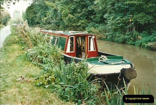 2002-09-28 to 10-04. Kennet & Avon Canal & River Trowbridge to Bristol. (9)625