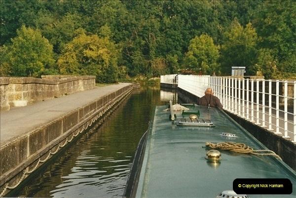 2002-09-28 to 10-04. Kennet & Avon Canal & River Trowbridge to Bristol. (17)633