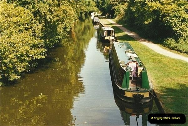2002-09-28 to 10-04. Kennet & Avon Canal & River Trowbridge to Bristol. (18)634