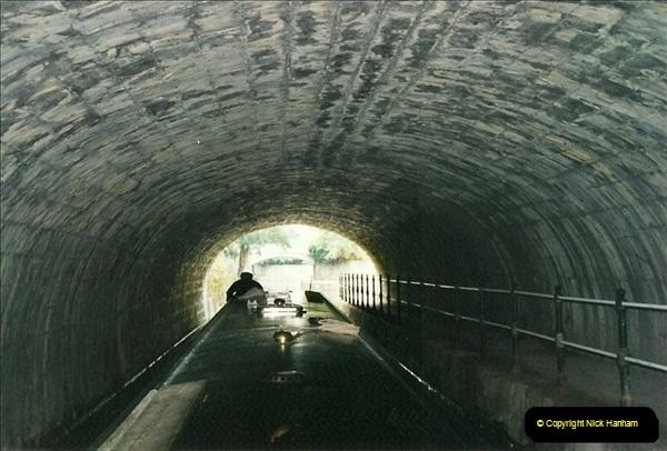 2002-09-28 to 10-04. Kennet & Avon Canal & River Trowbridge to Bristol. (21)637