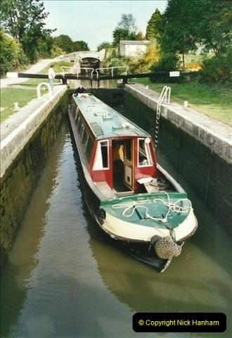 2002-09-28 to 10-04. Kennet & Avon Canal & River Trowbridge to Bristol. (23)639