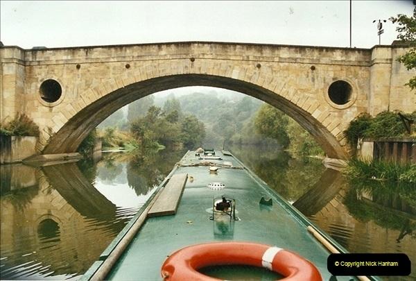 2002-09-28 to 10-04. Kennet & Avon Canal & River Trowbridge to Bristol. (30)646