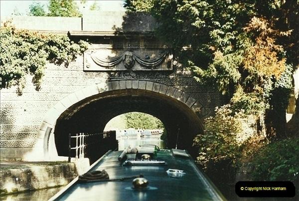 2002-09-28 to 10-04. Kennet & Avon Canal & River Trowbridge to Bristol. (38)654
