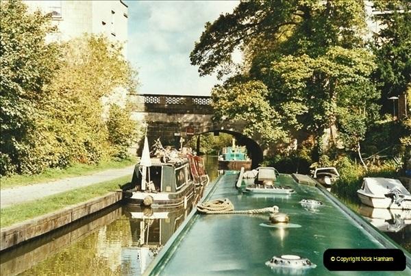 2002-09-28 to 10-04. Kennet & Avon Canal & River Trowbridge to Bristol. (39)655