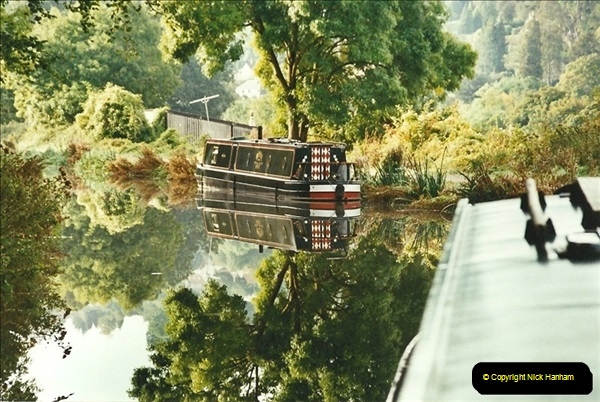 2002-09-28 to 10-04. Kennet & Avon Canal & River Trowbridge to Bristol. (44)660