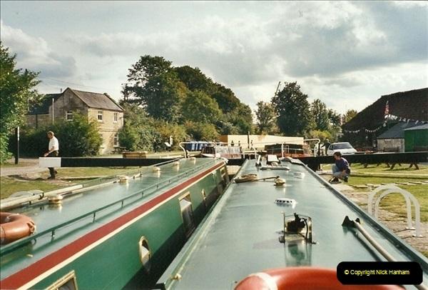2002-09-28 to 10-04. Kennet & Avon Canal & River Trowbridge to Bristol. (46)662