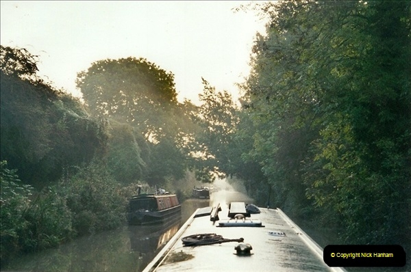 2002-09-28 to 10-04. Kennet & Avon Canal & River Trowbridge to Bristol. (50)666