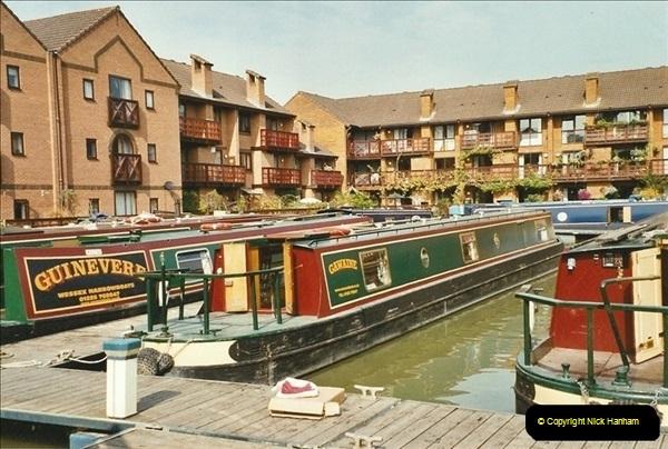 2003-09-21 to 27. Kennet & Avon Canal Cane Flight Locks to Bath.  (2)691