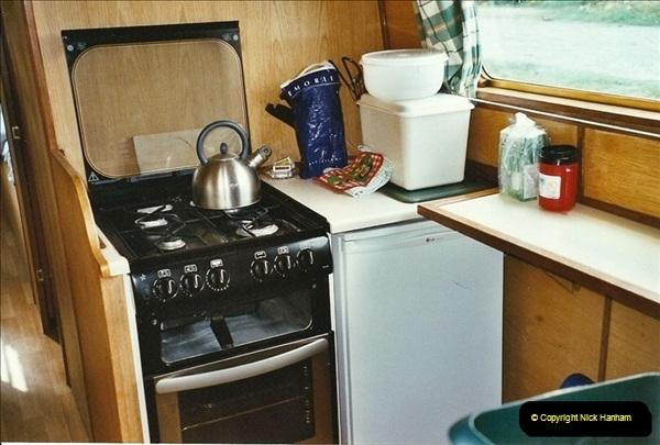 2003-09-21 to 27. Kennet & Avon Canal Cane Flight Locks to Bath.  (4)693