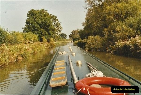 2003-09-21 to 27. Kennet & Avon Canal Cane Flight Locks to Bath.  (8)697
