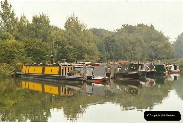 2003-09-21 to 27. Kennet & Avon Canal Cane Flight Locks to Bath.  (15)704