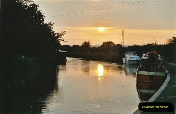 2003-09-21 to 27. Kennet & Avon Canal Cane Flight Locks to Bath.  (17)706