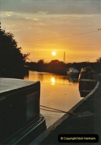 2003-09-21 to 27. Kennet & Avon Canal Cane Flight Locks to Bath.  (18)707