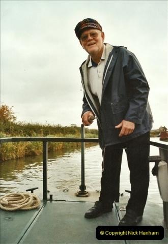 2003-09-21 to 27. Kennet & Avon Canal Cane Flight Locks to Bath.  (20)709