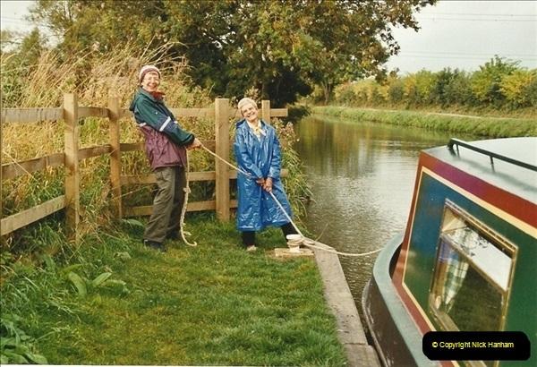 2003-09-21 to 27. Kennet & Avon Canal Cane Flight Locks to Bath.  (21)710