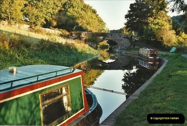 2003-09-21 to 27. Kennet & Avon Canal Cane Flight Locks to Bath.  (22)711