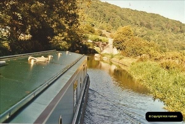 2003-09-21 to 27. Kennet & Avon Canal Cane Flight Locks to Bath.  (23)712