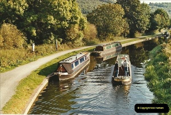 2003-09-21 to 27. Kennet & Avon Canal Cane Flight Locks to Bath.  (36)725