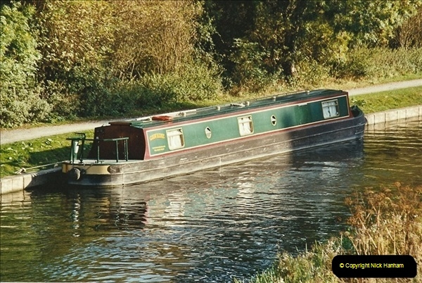 2003-09-21 to 27. Kennet & Avon Canal Cane Flight Locks to Bath.  (37)726