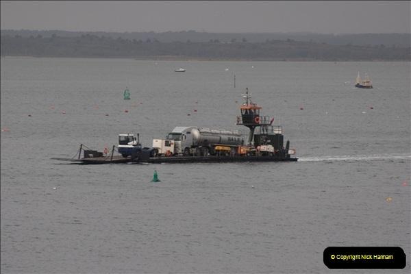 2011-02-28 The Barfleur Returns to Poole.  (1)001
