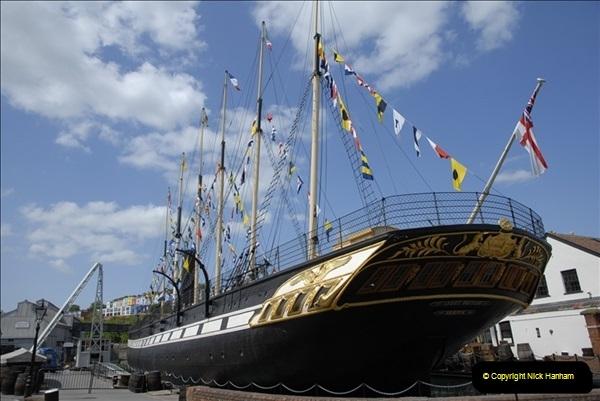 2011-05-19 Brunel's SS Great Britain @ Bristol (17)065