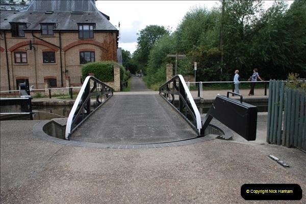 2011-08-06 The Lee Navigation, St. Margarets, Hertfordshire.  (16)212