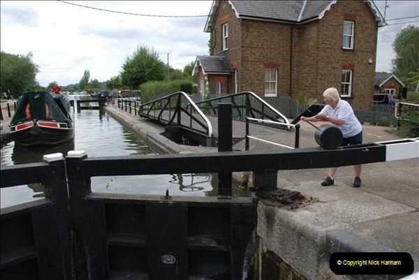 2011-08-06 The Lee Navigation, St. Margarets, Hertfordshire.  (30)226