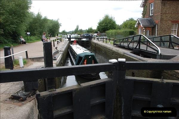 2011-08-06 The Lee Navigation, St. Margarets, Hertfordshire.  (32)228