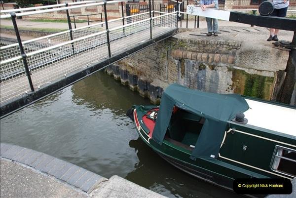 2011-08-06 The Lee Navigation, St. Margarets, Hertfordshire.  (39)235