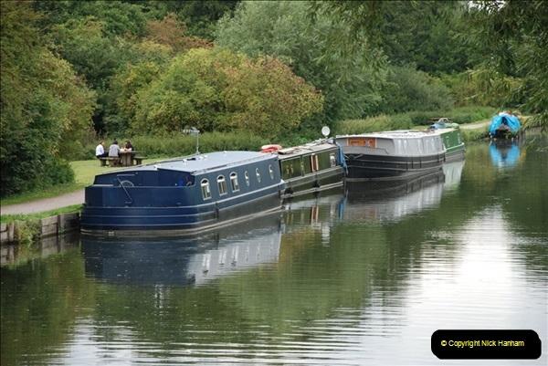 2011-08-06 The Lee Navigation, St. Margarets, Hertfordshire.  (47)243