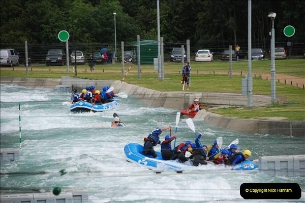 2011-08-07 Lee Valley White Water Rafting, Waltham Abbey, Essex.  (28)281