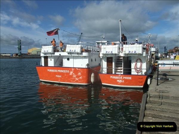 2011-08-13 Poole Quay, Poole, Dorset.  (3)284