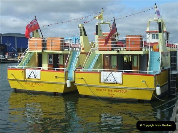 2011-08-13 Poole Quay, Poole, Dorset.  (9)290