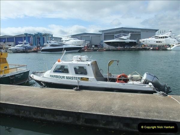 2011-08-13 Poole Quay, Poole, Dorset.  (17)298