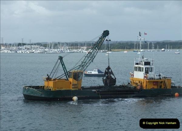 2011-09-22 Poole Harbour, Poole, Dorset.  (6)316