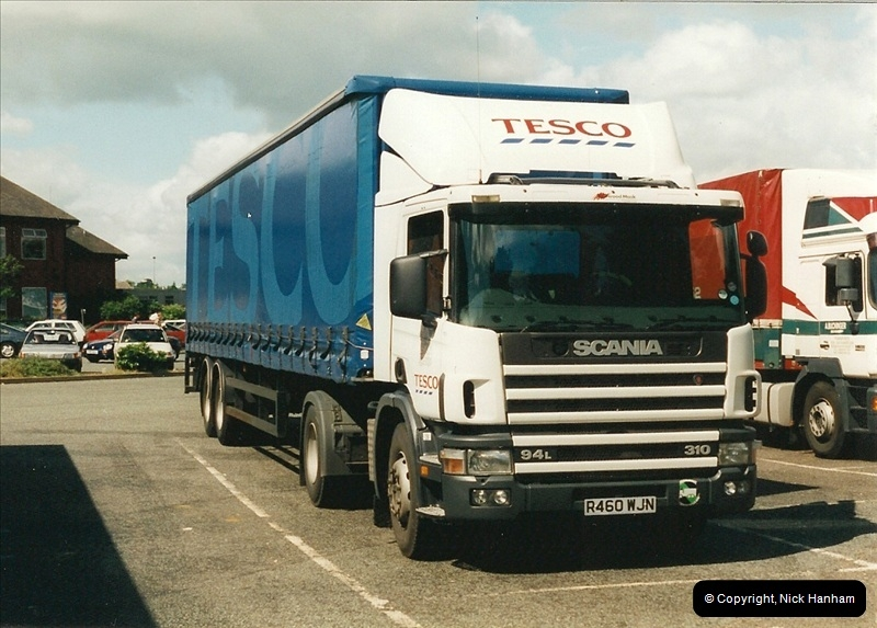 1999-06-05 Cherwell Services, Oxfordshire.  (3)011011