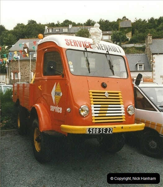 1999-06-08 Roscoff, France.  (4)018018