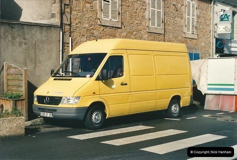 2000-09-20 Carantec, Near Morlaix, France.  (3)110110