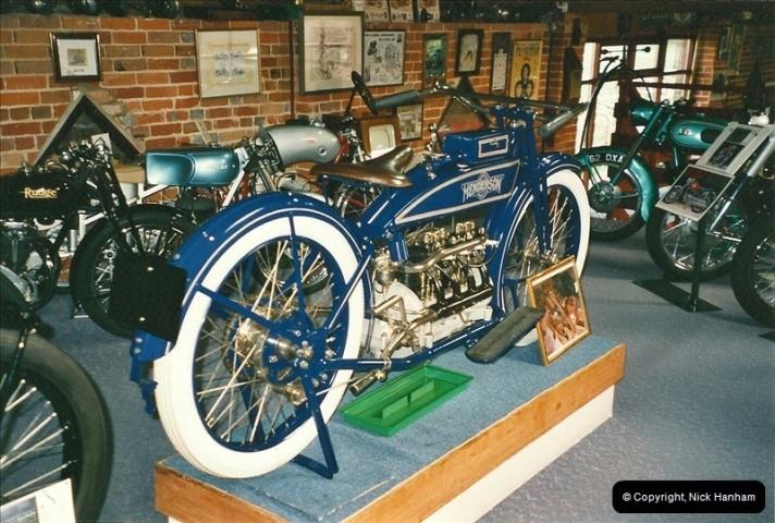 2000-10-29 Sammy Miller Motorcycle Museum, New Milton, Hampshire.  (9)131131